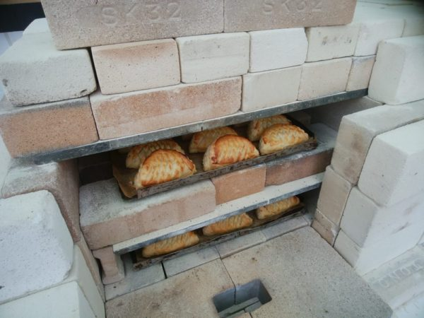 信楽窯焼きアップルパイ