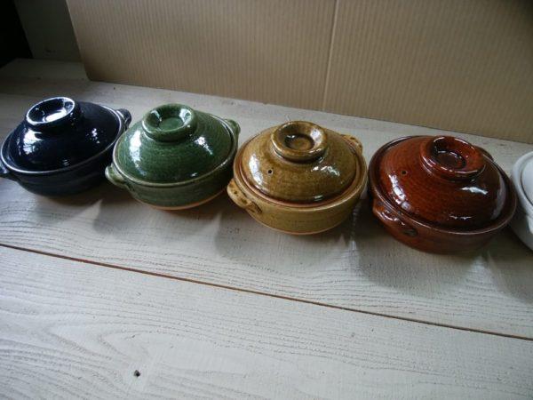 カネフサ製陶さん土鍋