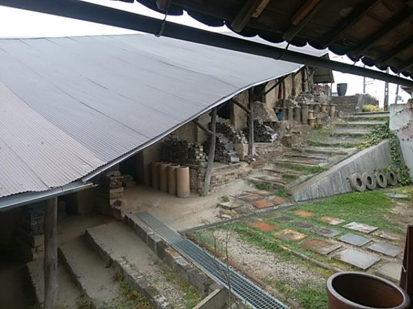 Ogama登り窯