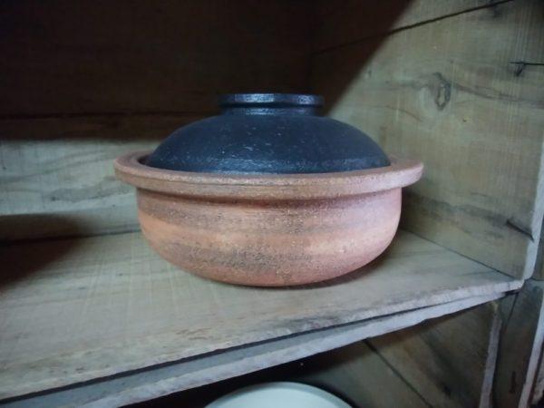 カネフサ製陶オリジナル土鍋