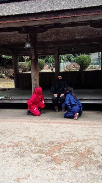 甲賀市 油日神社