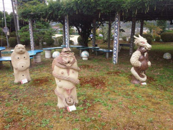 信楽まちなか芸術祭TANUKI