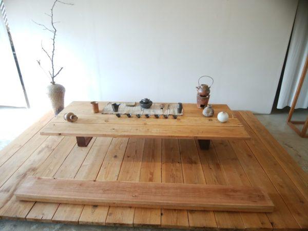 ライアン・ホイさんの茶室