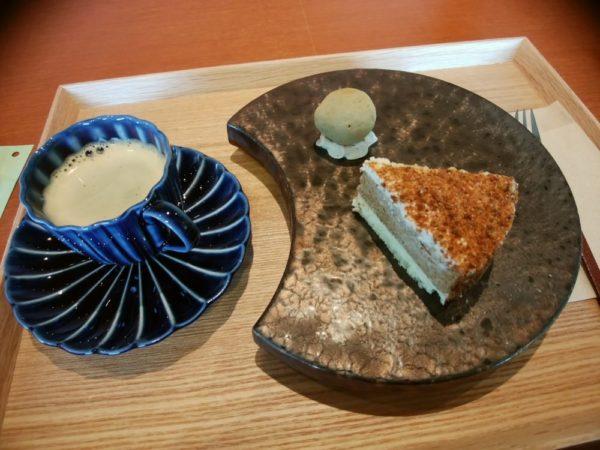 焙楽さんチーズケーキ
