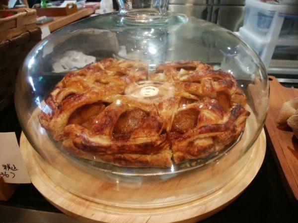 マルポタ舎さんのアップルパイ