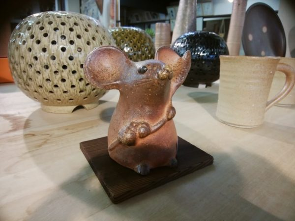 宗陶苑さんのネズミ